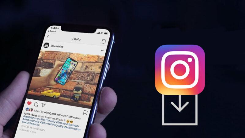Cara Download Video Instagram di Android dan iPhone