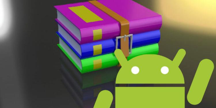 Cara Extract File Rar Di Android