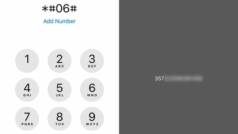 Cek Imei Iphone Di Telepon Dial Atau Dial Up