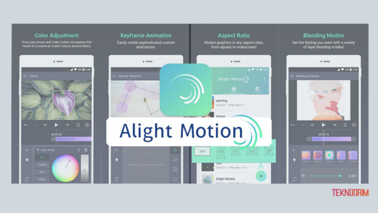 Download Alightmotion Pro Terbaru 2020