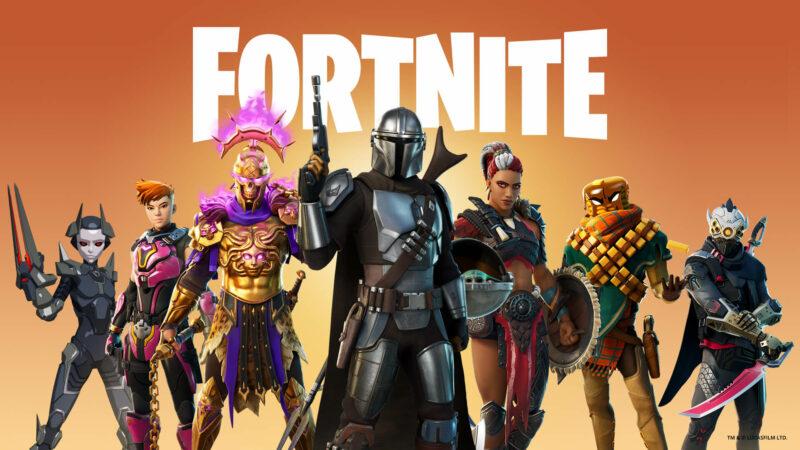Game Penghasil Uang 2020, Fortnite