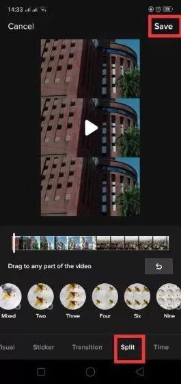 Foto Petunjuk Cara Edit Video Tiktok Agar Lebih Keren 6