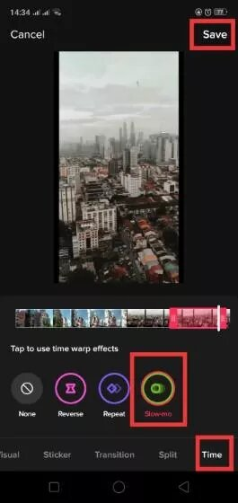 Foto Petunjuk Cara Edit Video Tiktok Agar Lebih Keren 7
