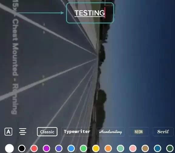 Foto Petunjuk Cara Edit Video Tiktok Tulisan 4