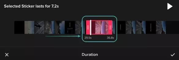 Foto Petunjuk Cara Edit Video Tiktok Tulisan 7