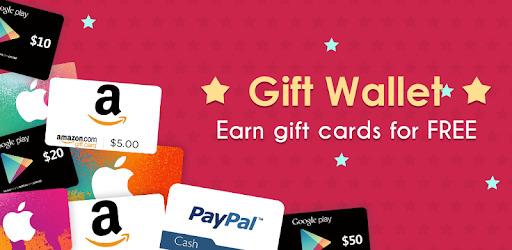 Aplikasi Penghasil Uang 2020 Terbukti Membayar, Gift Wallet
