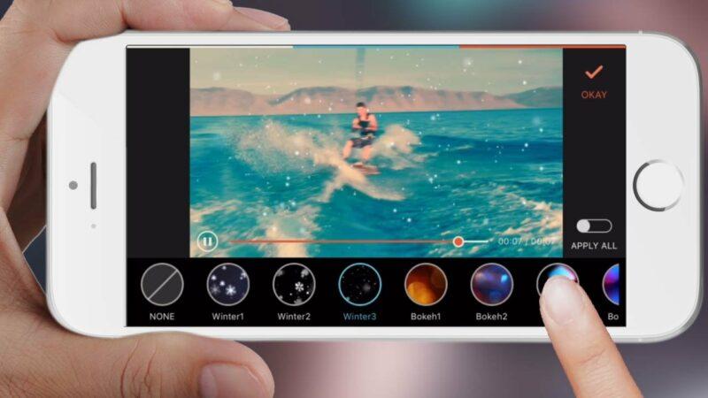 Ilustrasi Sekaligus Aplikasi Edit Video TerbaikIphone