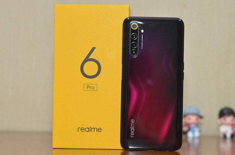 Rekomendasi HP Untuk PES 2021 Mobile, Realme 6 Pro