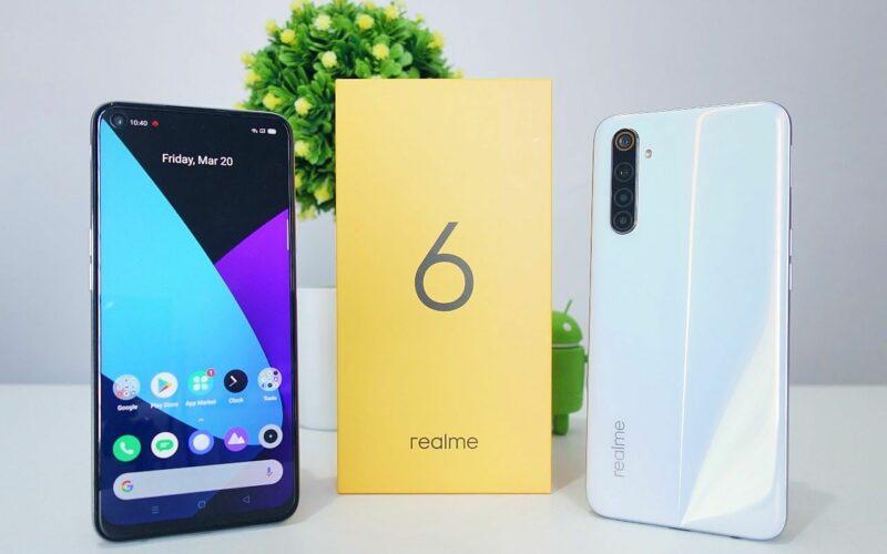 Rekomendasi HP Untuk PES 2021 Mobile, Realme 6