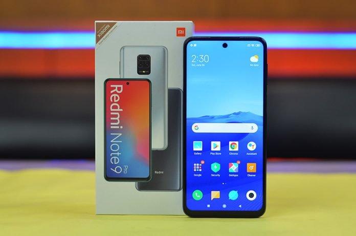 Rekomendasi HP Untuk PES 2021 Mobile, Redmi Note 9 Pro