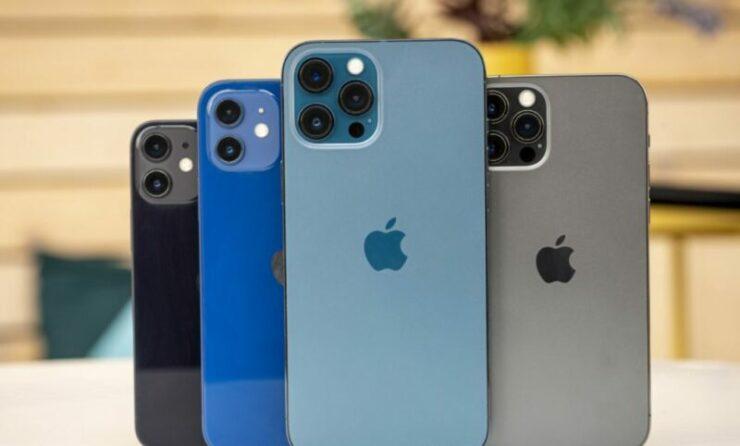 Stock Iphone 12