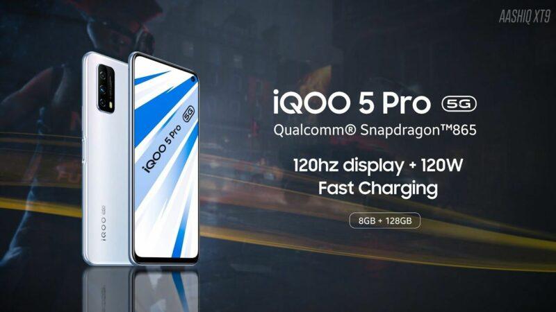 Vivo Iqoo 5 Pro 3