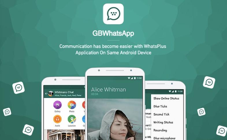 WhatsApp GB Versi WhatsApp Mod