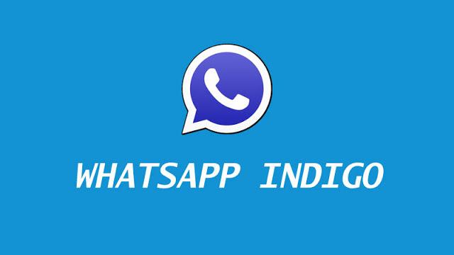 WhatsApp Indigo Versi WhatsApp Mod