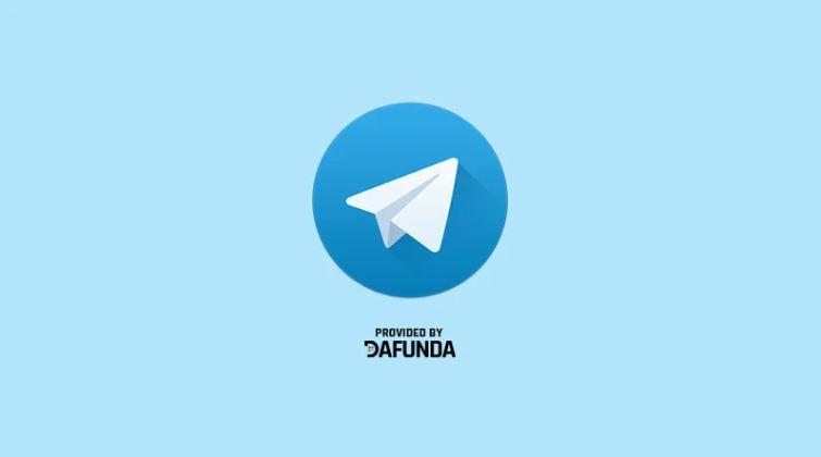 Buka Software Telegram di PC atau Laptop