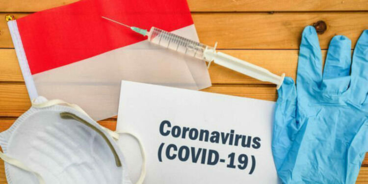 Covid 19 Di Jenazah