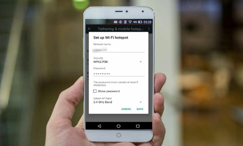 Cara Membuat Hotspot Wifi Di Android