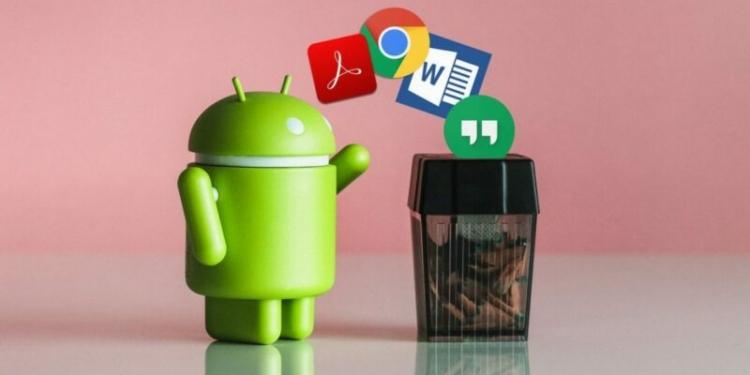 Cara Menambahkan Fitur Recycle Bin Di Android