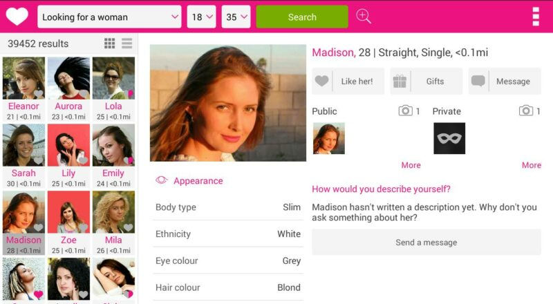 Date Me Free Dating App