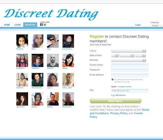 Aplikasi Chat Dewasa yang Dilarang di Play Store, Discreet Dating