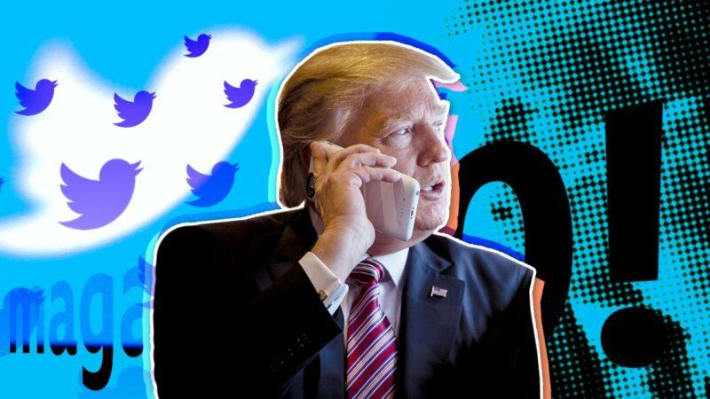 Donald Trump Resmi Di Banned Dari Twitter