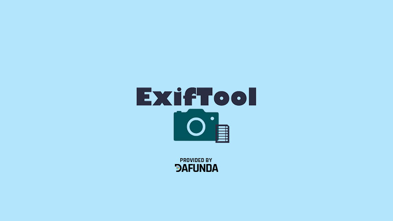 Download Exiftool Terbaru