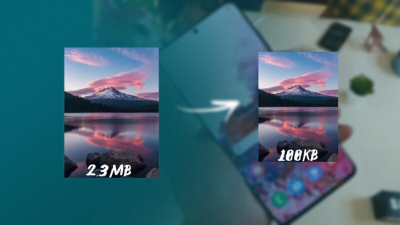 Ini 10 Cara Mengecilkan Ukuran Foto Di Hp, Bisa Jadi 100kb!