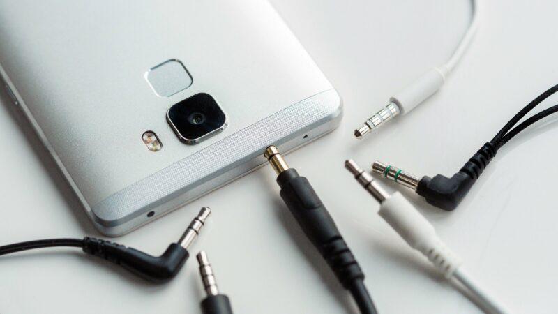 Jack Audio 3.5 Smartphone