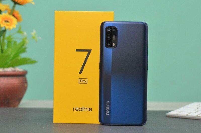 Rekomendasi HP Realme RAM 8GB Terbaru, Realme 7 Pro