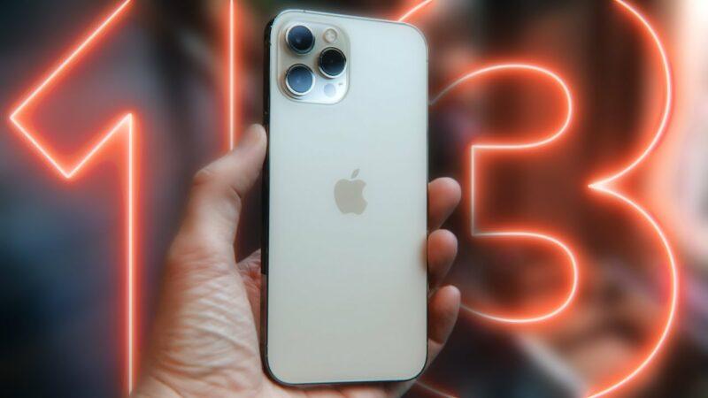 Rumor Tentang Iphone 13 1