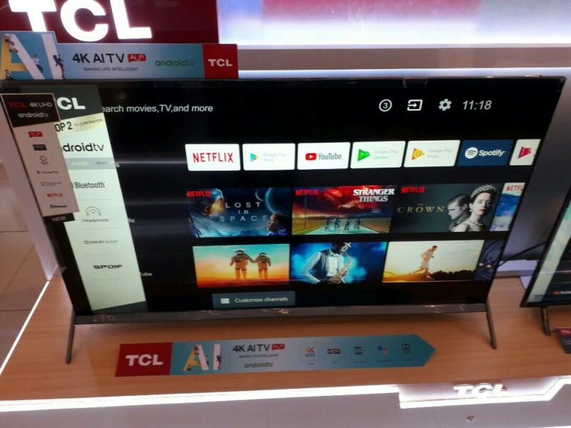 Smart Tv Tcl P8m Series
