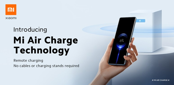 Wireless Charging Xiaomi 1