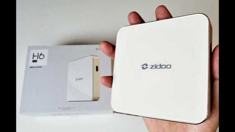 Rekomendasi TV Box Android Terbaik 2021, Zidoo H6 Pro