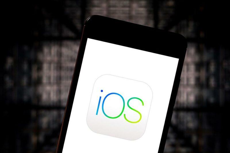 Sistem Operasi di Smartphone, iOS