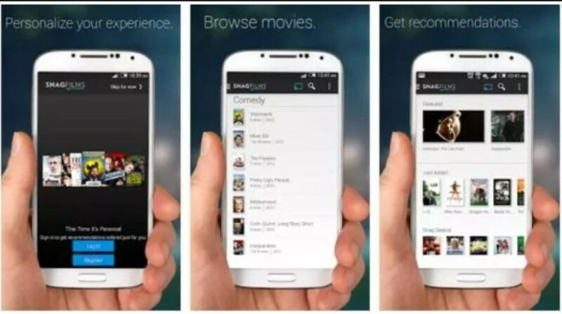 Download Snagfilm Apk