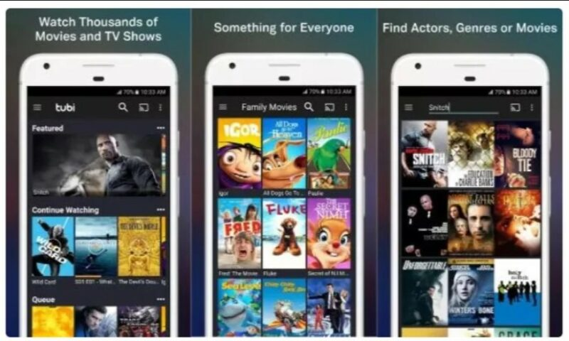 Download Tubi Tv Apk