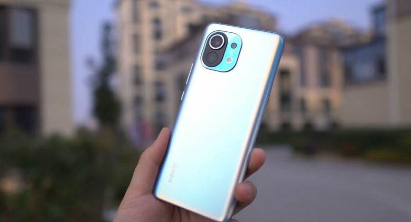 Harga Xiaomi Mi 11 4