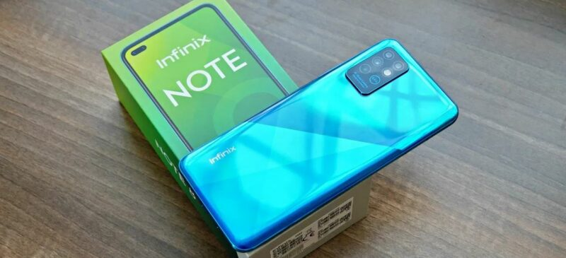 Infinix Note 8 Vs Redmi Note 9 13
