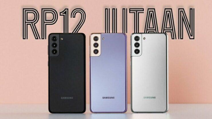 Inilah Kelebihan dan Kekurangan Samsung Galaxy S21 Plus 5G