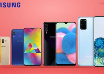Perbedaan Setiap Samsung Galaxy Series