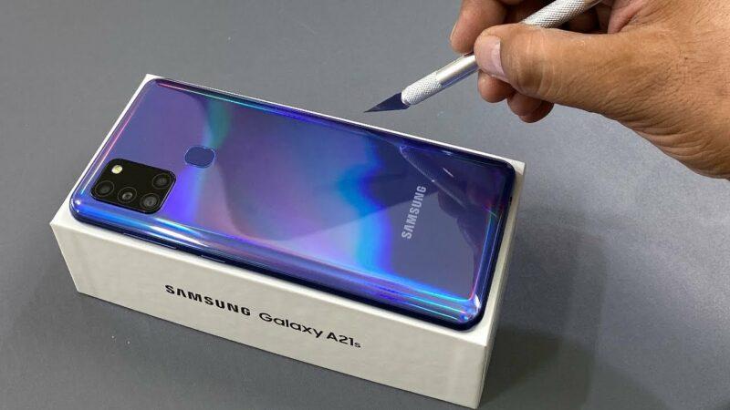 Perbedaan Samsung Galaxy A11 A12 Dan A21s 8