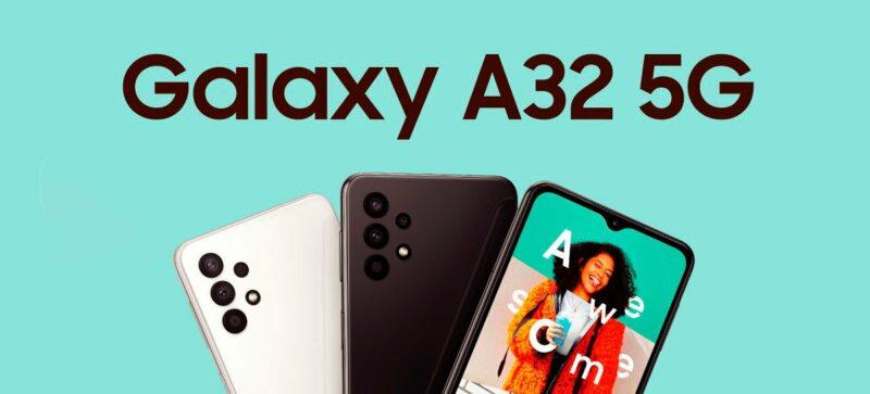 Samsung Galaxy A32 1