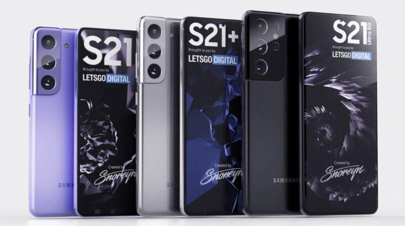 Samsung Galaxy S21 3