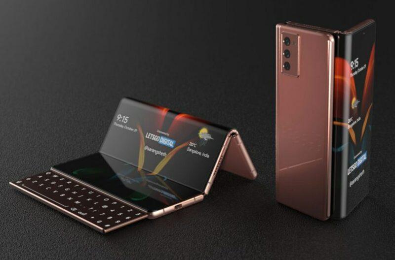 Samsung Galaxy Z Fold 3 2