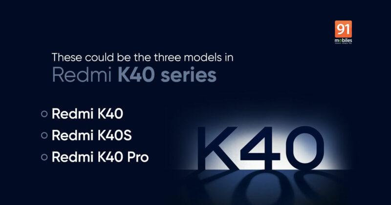 Xiaomi Redmi K40 1