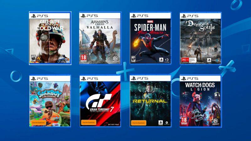 Daftar Game Ps5 4