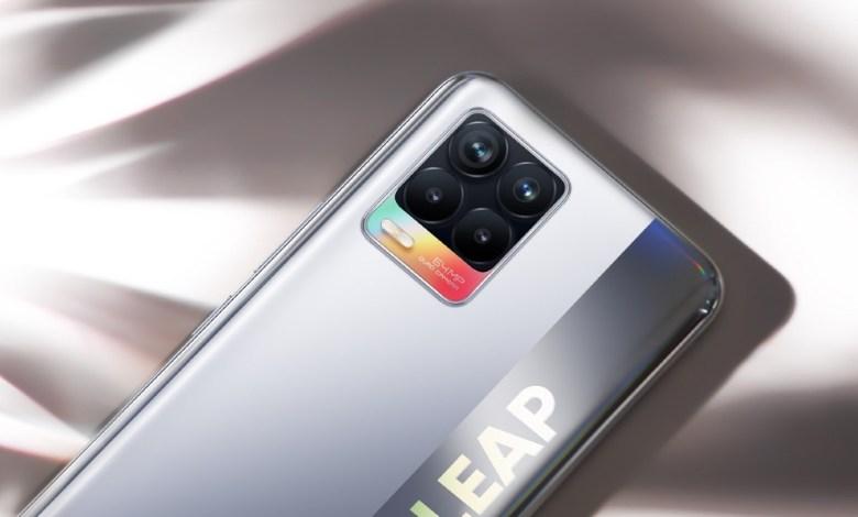 Desain Realme 8 Pro