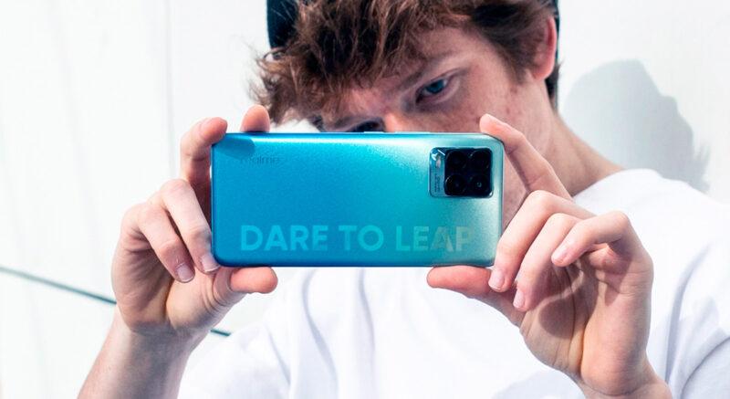 Kamera Realme 8 Pro