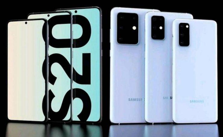 Samsung Galaxy S20 Plus 4