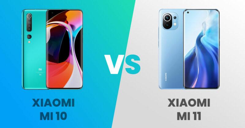 Xiaomi Mi 11 Vs Mi 10 14